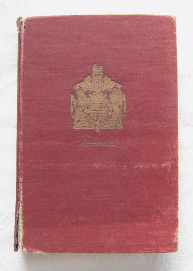 "zz H.R.H. the Duke of Windsor (the former King Edward VIII), ""A King's Story"" (1951) (SOLD)"